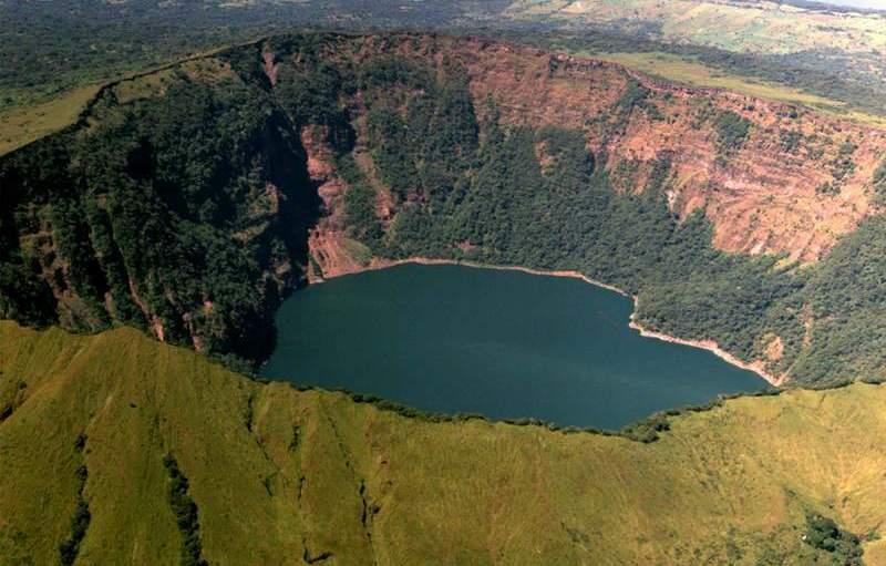 Volcanes De Nicaragua Coco Tours Nicaragua